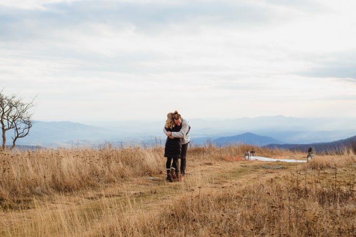 Where to Propose in Cole Mountain