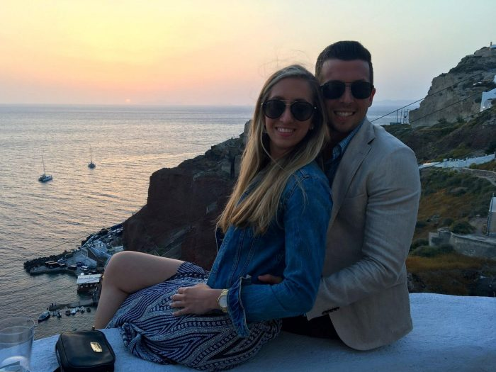 Marriage Proposal Ideas in Santorini, Greece