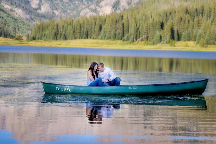 Where to Propose in Colorado Mountains