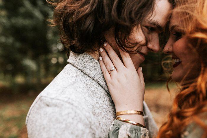 Isabel and Jacob's Engagement in Reykjavik, Iceland