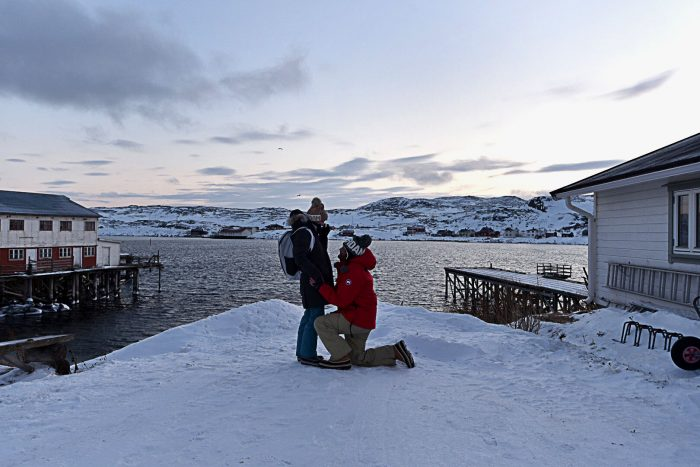 Jillian's Proposal in Norway