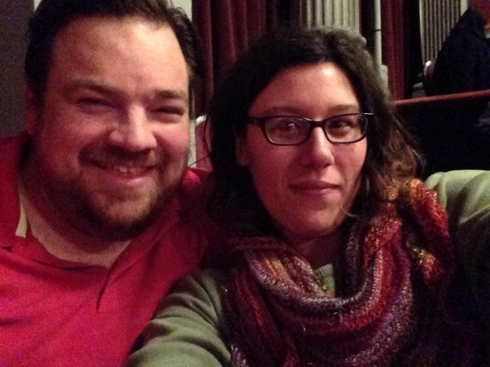 Mary Beth and Franco's Engagement in Philadelphia Zoo
