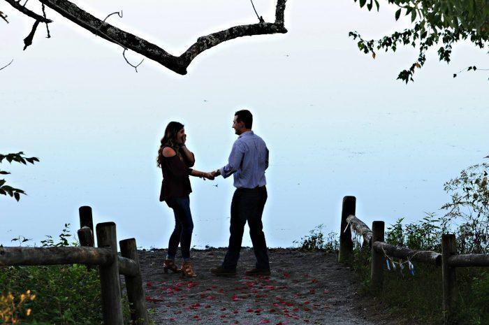 Wedding Proposal Ideas in Radnor Lake, Nashville TN
