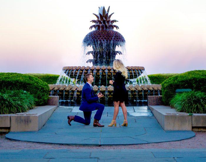 Hailey's Proposal in Charleston, South Carolina