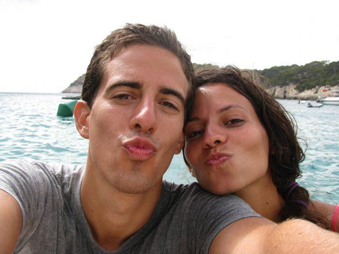 Image 1 of Daniela Arraez and Adrian Castellano