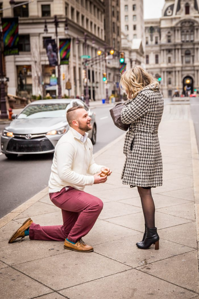 Engagement Proposal Ideas in Philadelphia, PA