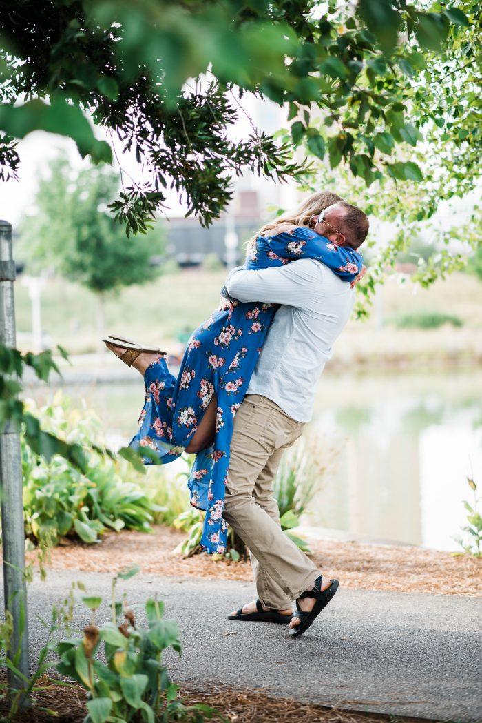 Wedding Proposal Ideas in Birmingham, Alabama