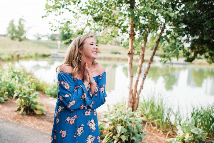 Hannah's Proposal in Birmingham, Alabama
