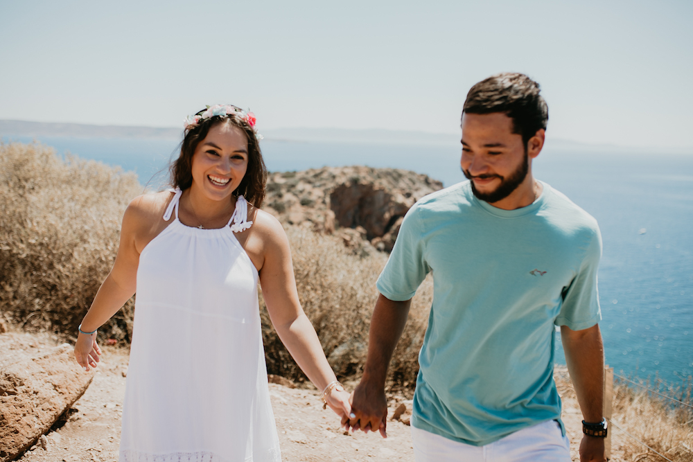 Image 1 of Stephanie and Luis