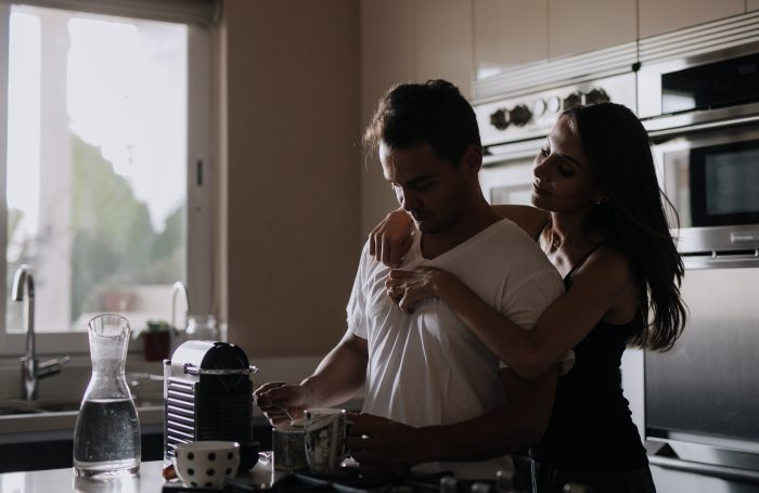 Karen and Santiago's Engagement in San Francisco