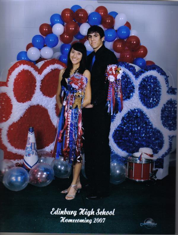 Nancy and Nick's Engagement in Weslaco, TX