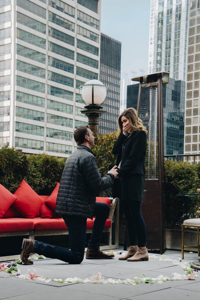 Proposal Ideas The Kimberly Hotel, Manhattan, New York