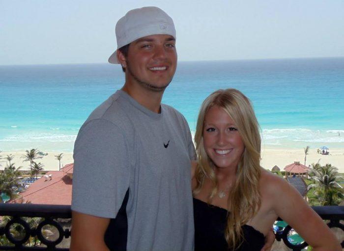 Remington and Shea's Engagement in Klyde Warren Park Dallas, TX