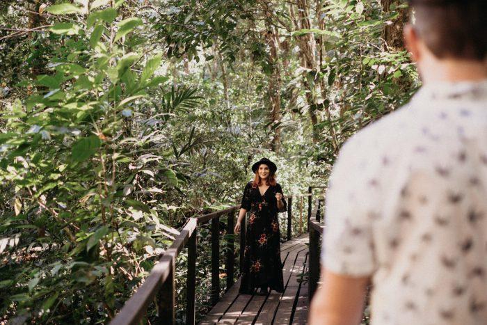 Marriage Proposal Ideas in Semuc Champey, Guatemala