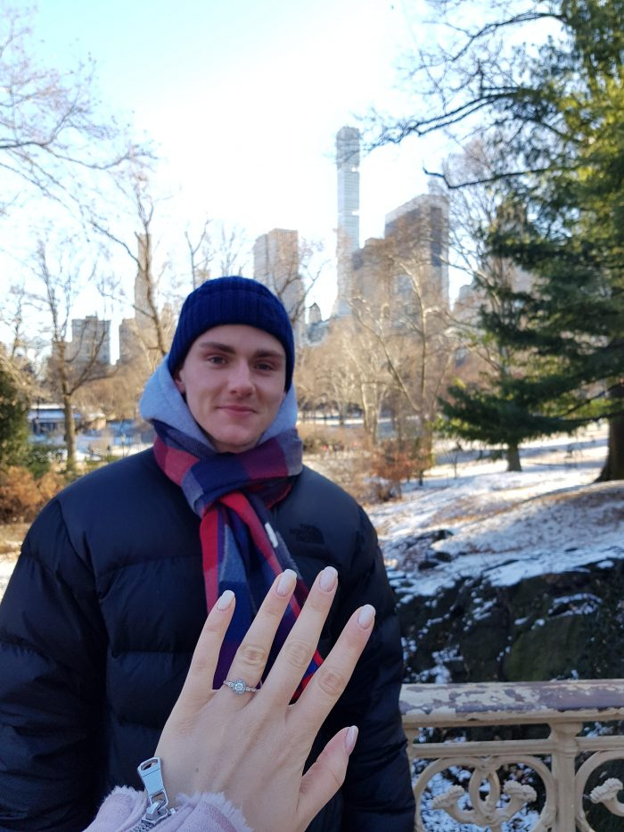 Marriage Proposal Ideas in The Hudson, New York