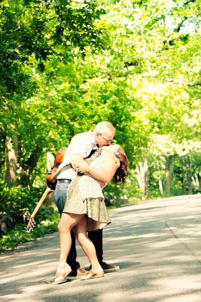 Tabitha's Proposal in Rockford Park, Wilmington, DE