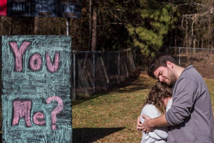 Where to Propose in Harris Shoals Park