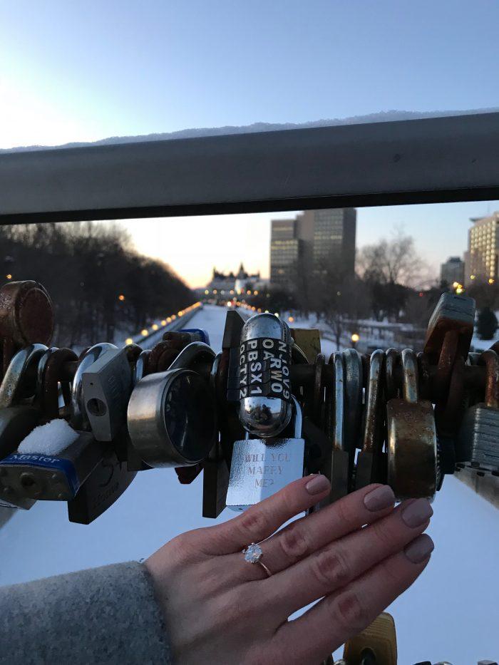 Wedding Proposal Ideas in Ottawa, Ontario, Canada