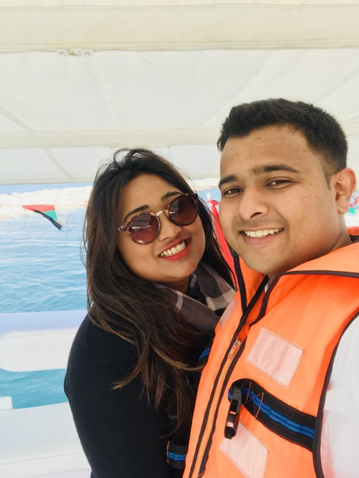 Mohamed and Mohamed's Engagement in Kerala, India