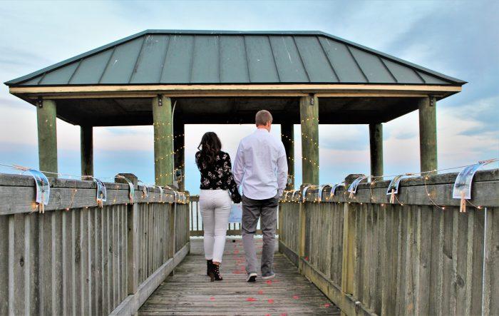 Marriage Proposal Ideas in New Bern, North Carolina