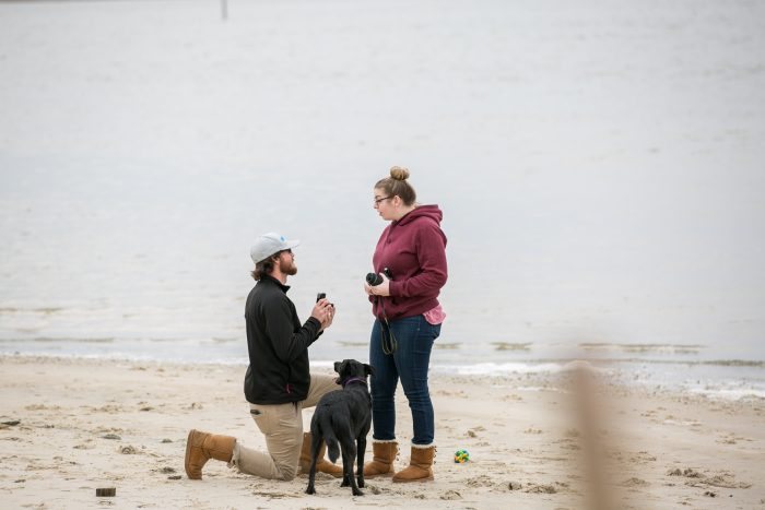 Marriage Proposal Ideas in Ship Bottom, New Jersey