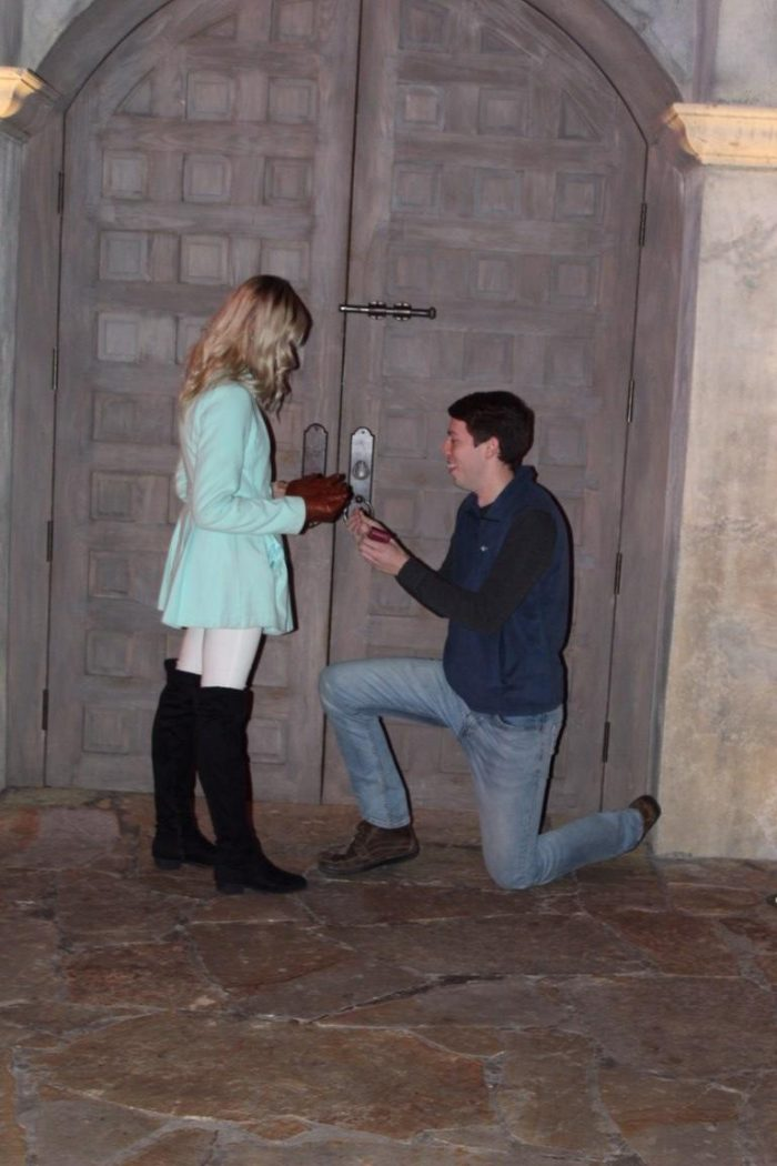 Wedding Proposal Ideas in Gaylord Texan