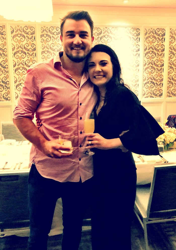 Taylor and Taylor's Engagement in Ritz Carlton—Marina del Rey