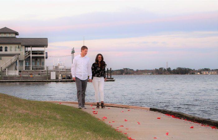 Wedding Proposal Ideas in New Bern, North Carolina