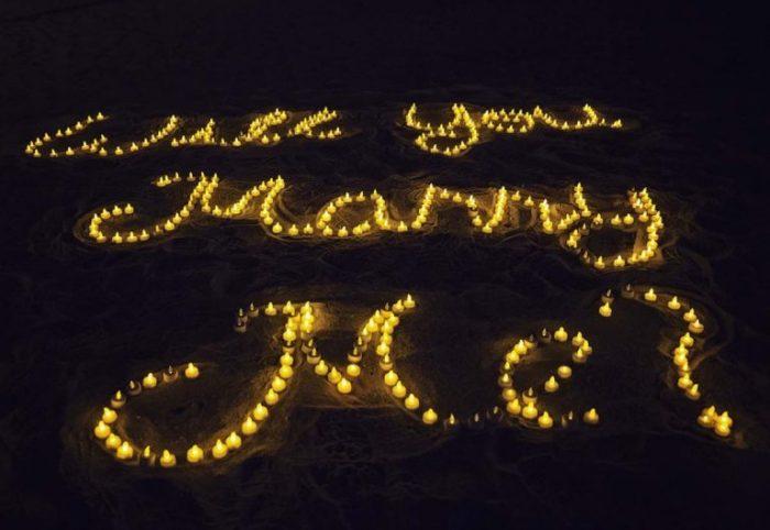 Wedding Proposal Ideas in Dubai - Semi Private Beach infront of the Burj Al Arab