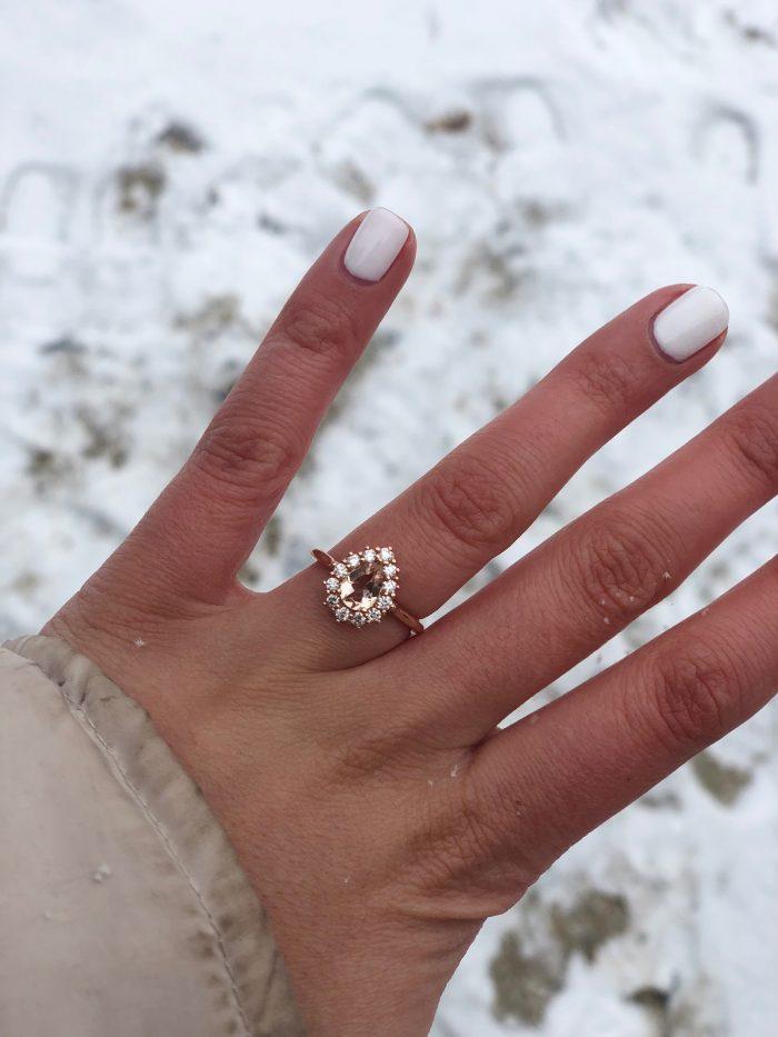 Marriage Proposal Ideas in Parmalee Farm in Killingworth, CT
