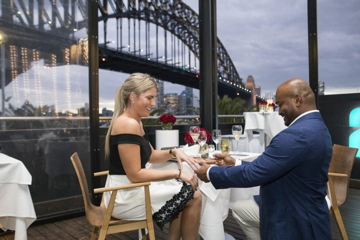 Cassandra and Neran De's Engagement in Sydney, Australia