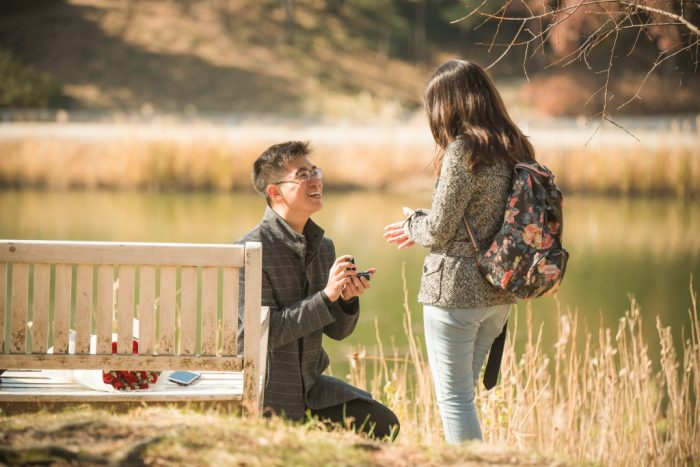 Where to Propose in Seoul Olympic Park