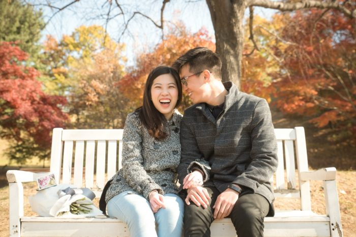 Wedding Proposal Ideas in Seoul Olympic Park