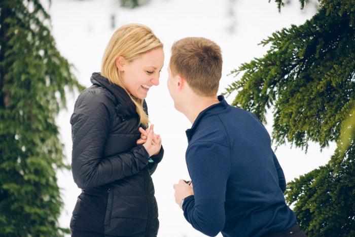 Marriage Proposal Ideas in Skykomish, WA
