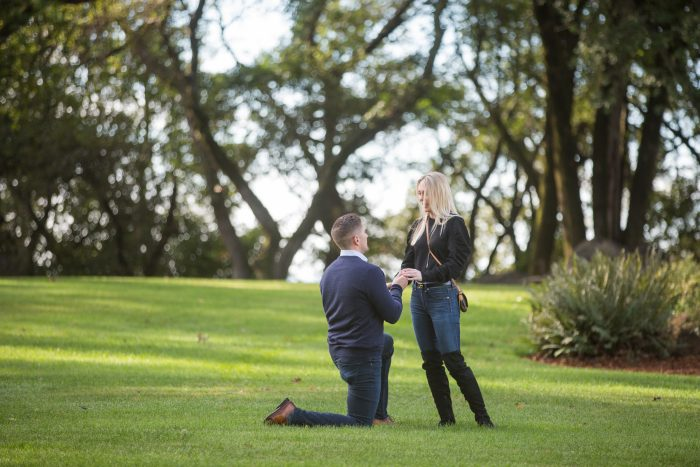 Wedding Proposal Ideas in Sonoma California