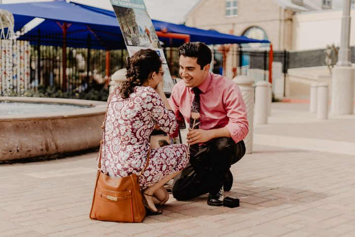 Wedding Proposal Ideas in Brownsville, Texas