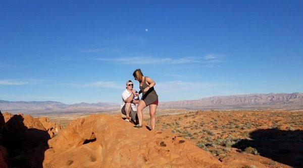 Image 1 of Haley and Van