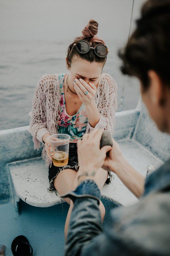 Wedding Proposal Ideas in Waikiki, Hawaii