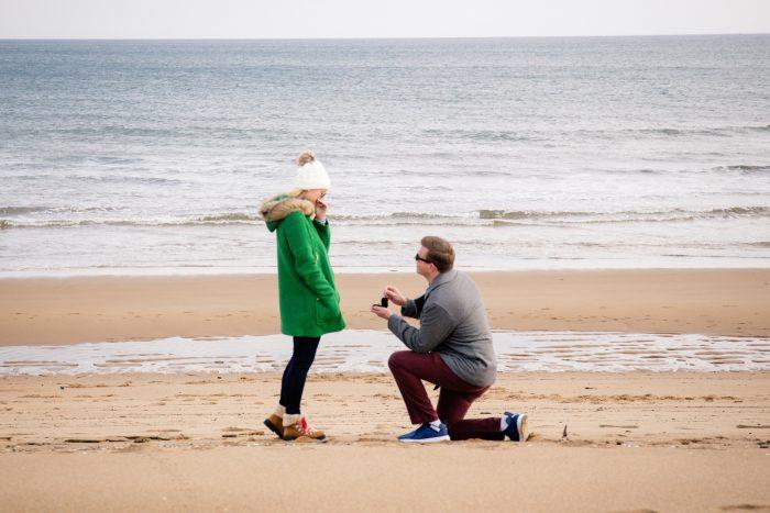 Wedding Proposal Ideas in Plum Island, Massachusetts