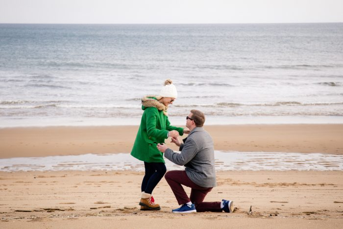 Marriage Proposal Ideas in Plum Island, Massachusetts