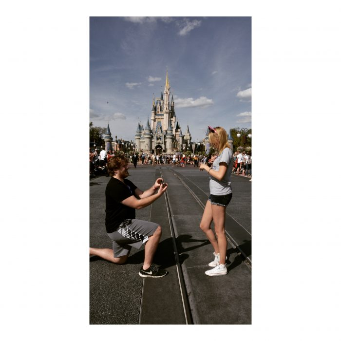Engagement Proposal Ideas in Walt Disney World - Magic Kingdom