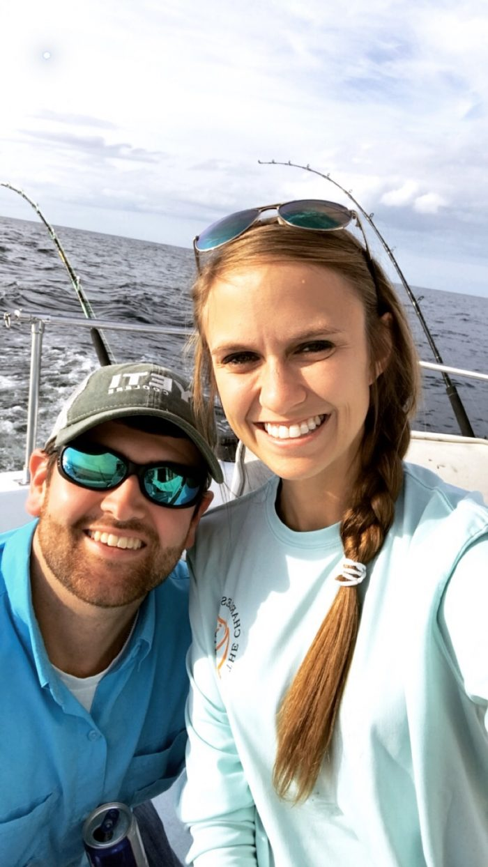Karen and Mackie's Engagement in Ocean Isle Beach, NC