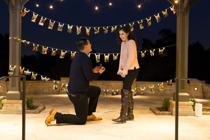 Marriage Proposal Ideas in South coast botanical gardens