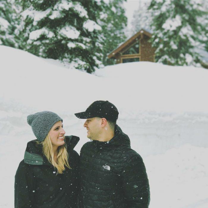 Image 1 of Jenna and Tim