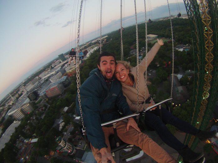 Maddi and Elisha's Engagement in Montenegro