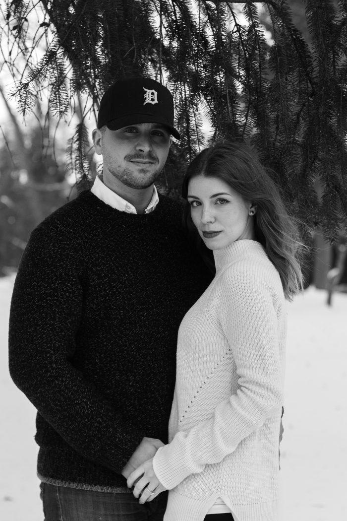 Image 1 of Olivia and Brad
