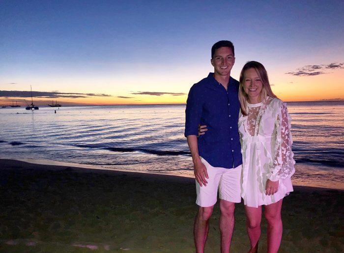 Matt and Elizabeth's Engagement in Austin, Texas