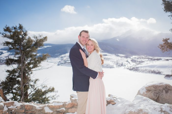 Marriage Proposal Ideas in Sapphire Point, Dillon, Colorado
