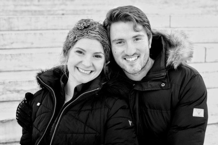 Image 1 of Daniela and Matthew