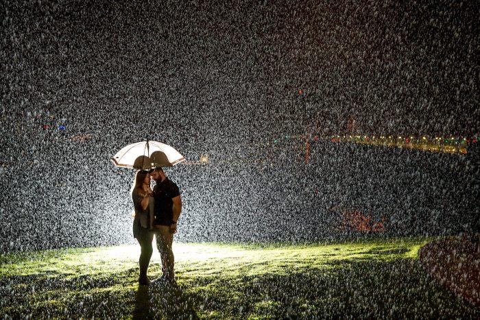 Mireille and Elie's Engagement in Sydney, Australia